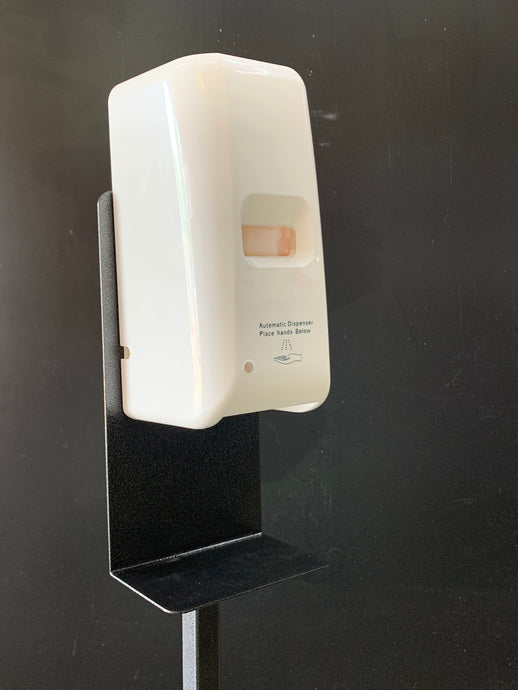 Infrared Non Touch Battery Automatic Sanitizer Dispensers (1000 ml) with stand