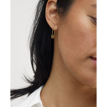 Load image into Gallery viewer, Safety Pin Earring