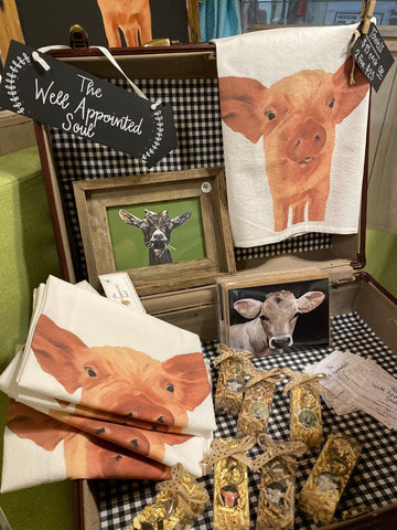 Well Appointed Soul- Animal Artistry Products