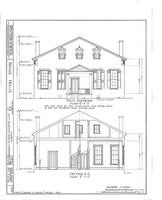 southern style house plan