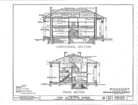 antebellum style home plans