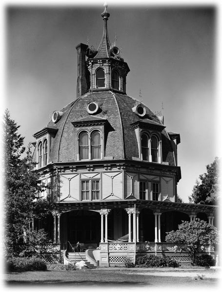 armour stiner octagon house