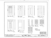 Craftsman Home plan - Historic American Homes brand