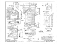 Traditional farmhouse architectural plans