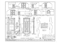 Traditional farmhouse floor plans