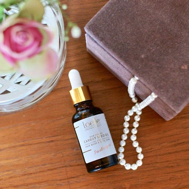 Carrot Seed Oil  Loelle Organic Beauty