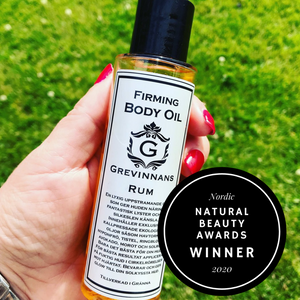 Grevinnans Rum ⎮ Firming Body Oil 100ml