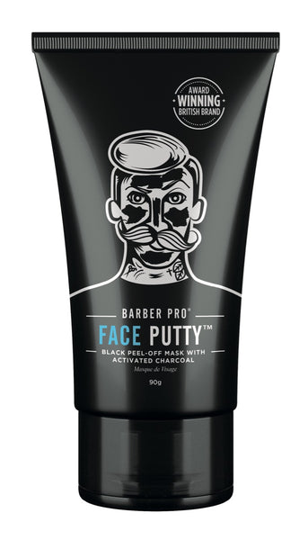 Face Putty Tube Black Peel-off Mask With Activated Charcoal - Barber Pro Beauty Pro - Barber Pro köp online