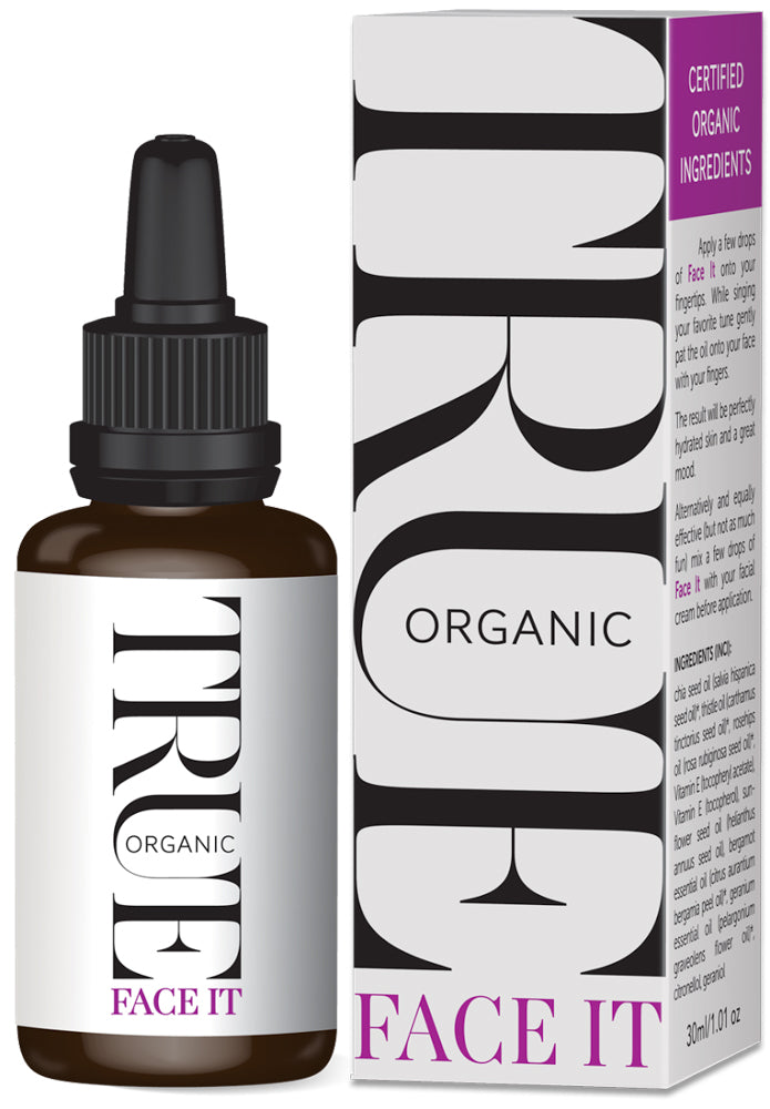 True Organic Face It 30ml True Organic of Sweden köp online