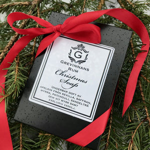 tvål Grevinnans Rum Christmas soap Limited Edition julen 2019