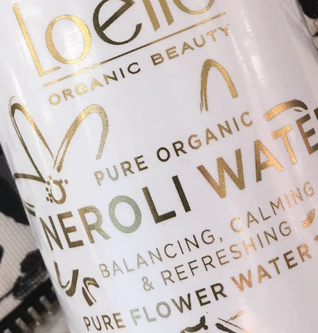 Loelle Organic Beauty Pure Organic Neroli Water 50ml - vildovacker