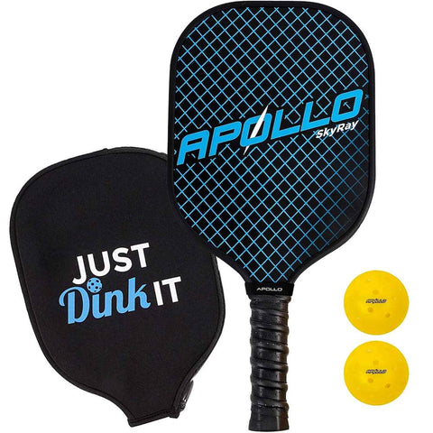 SkyRay Blue Pickleball Paddle