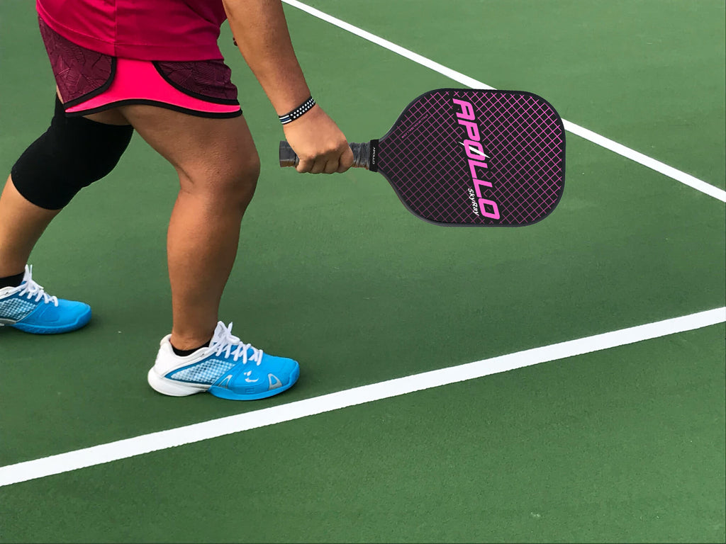 SkyRay Pink Pickleball Paddle