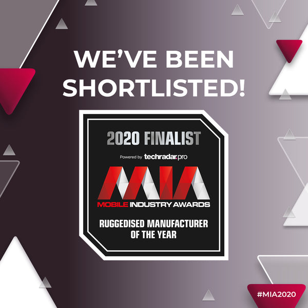 AGM Mobile shortlisted for Ruggedised Manufacturer of the year.