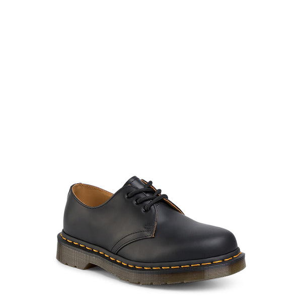 1461 Black Smooth Oxfords