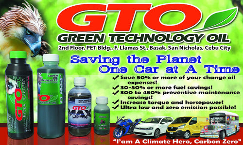 Green Technology Oil (GTO)