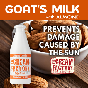 The Cream Factory (Goats Milk)