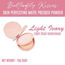 Load image into Gallery viewer, Butterfly Kisses  Skin Perfecting Matte Pressed Powder