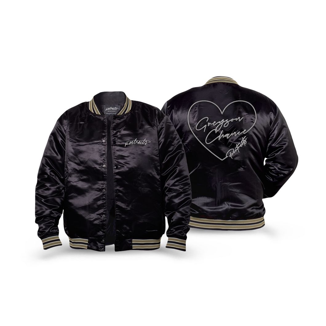 GC Heart Bomber Jacket
