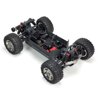 Arrma 1/10 Big Rock Crew Cab 4X4 3S BLX 4WD MT (Black)