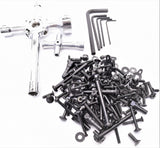 Arrma KRATON 6s BLX - SCREWS & Tools (V4) hardware nuts T-wrench ar106040