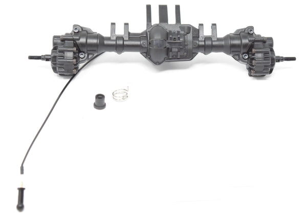 TRX-6x6 Mercedes-Benz - Rear PORTAL AXLE & Housing, Locking Diff Traxxas 88096-4