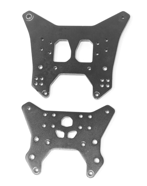 Arrma MOJAVE 6s BLX - Towers (Front/Rear Shock Tower aluminum anodized AR106058