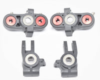 Arrma LIMITLESS 6s - HUBS (blocks bearings Front/Rear infraction Typhon AR109011