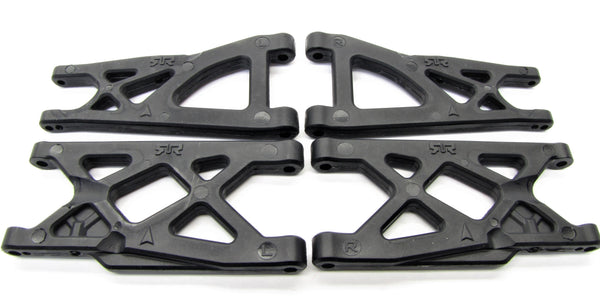 Arrma GRANITE 4x4 3s BLX - Suspension A-Arms front/Rear senton big rock AR102666