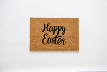 Load image into Gallery viewer, Happy Easter Welcome Doormat