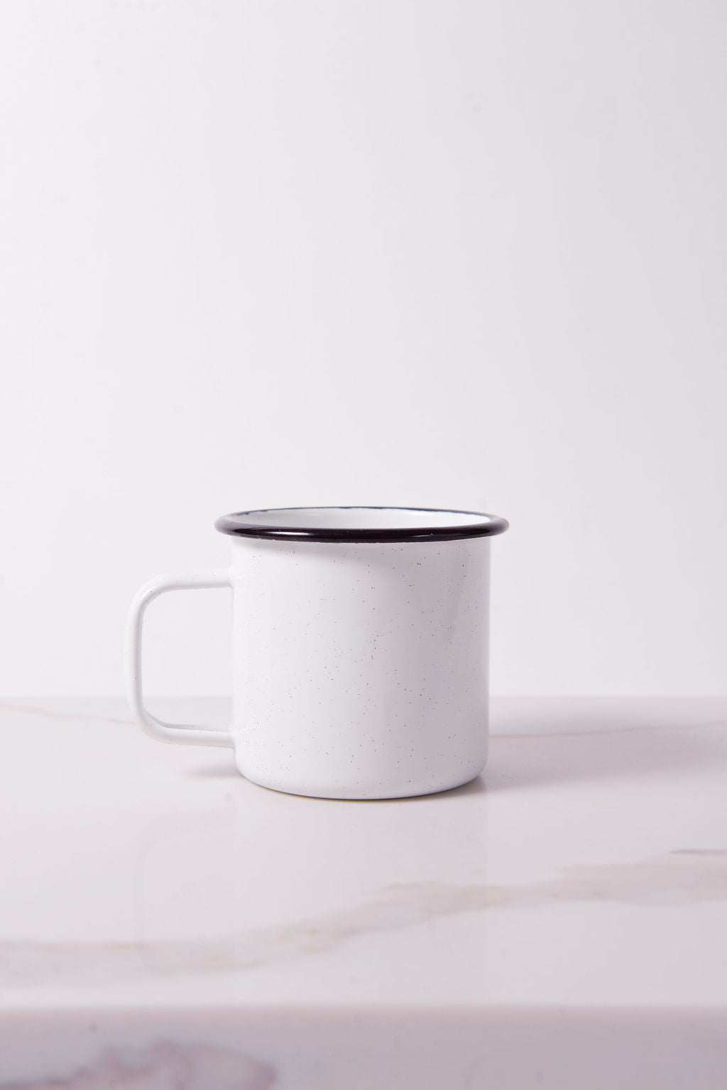 CUSTOM DESIGN - 16oz Enamel Camping Mug