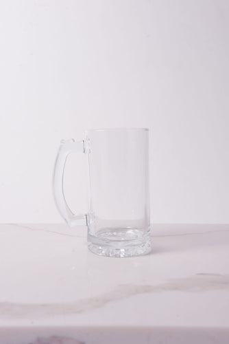 CUSTOM DESIGN - 16oz Beer Mug
