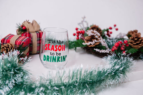 'Tis the Season to be Drinkin'