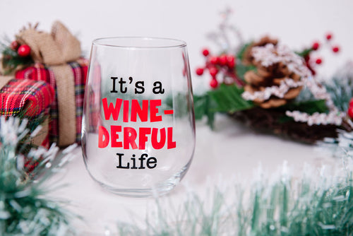 It's a Wine-derful Life