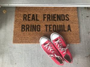 Real Friends Bring Tequila