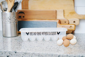 Reusable Egg Cartons
