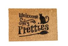 Load image into Gallery viewer, Welcome My Pretties Doormat