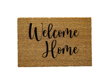 Load image into Gallery viewer, Welcome Home Doormat