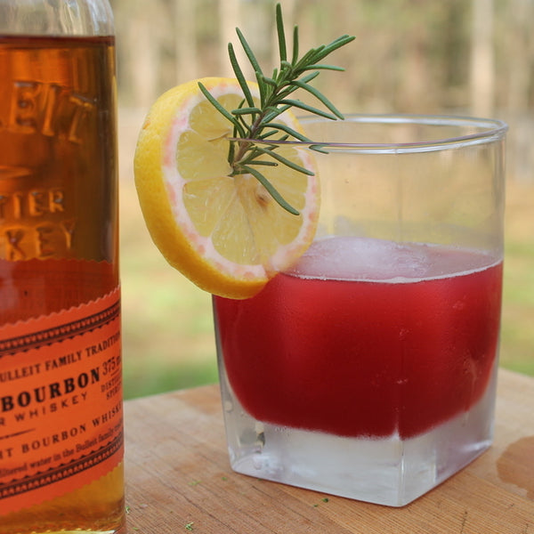 Blood & Honey Cocktail
