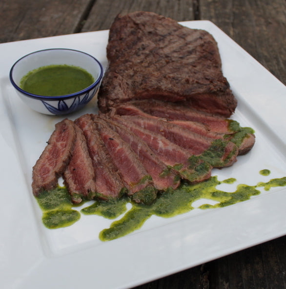 Smoked Chimichurri