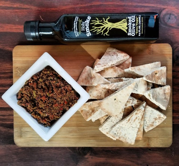 Smoky Tapenade
