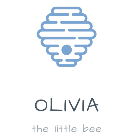 Olivia, the little bee