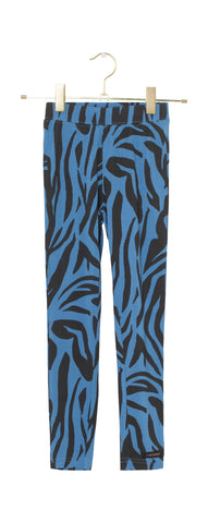 Laura Leggings - Parisian Blue