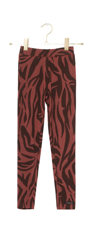 Laura Leggings - Mahogany