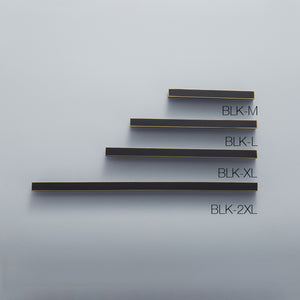 Elle Bar Knob Black - zhnng