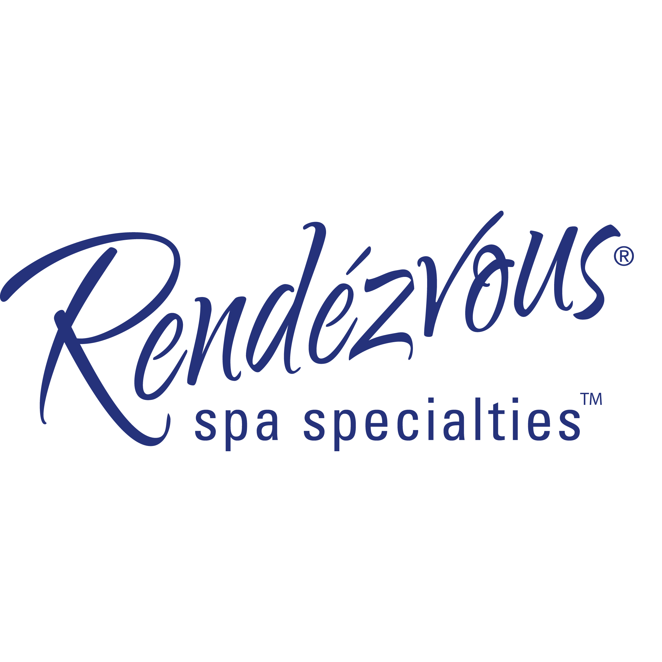 Rendezvous Spa Specialties Hot Tub Chemicals Logo