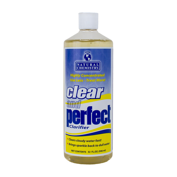 Natural Chemistry Clear & Perfect (1 qt)