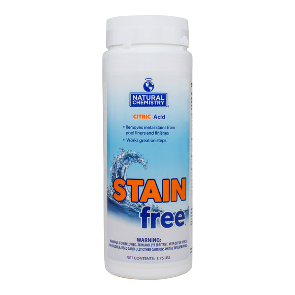 Natural Chemistry Stain Free
