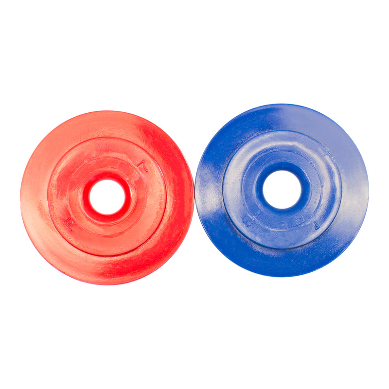 Polaris 10-112-00 - UWF Restrictor Disks, Red and Blue