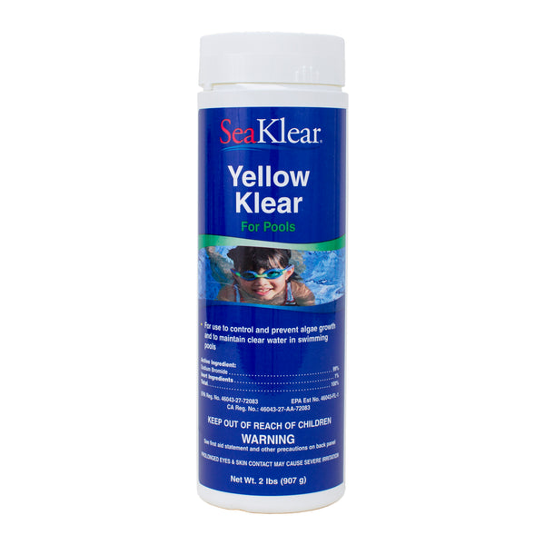 SeaKlear Yellow Klear for Pools (2 lb)